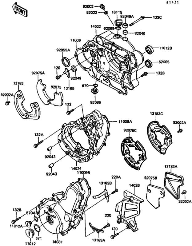 Partslist as well Harley Davidson Oem Parts Diagram Carburetor as well Kubota Bx2230 Wiring Diagram in addition 76891 Suzuki Dr 650 Se Dual Sport Adventure Bike as well Partslist. on klr 650 clutch