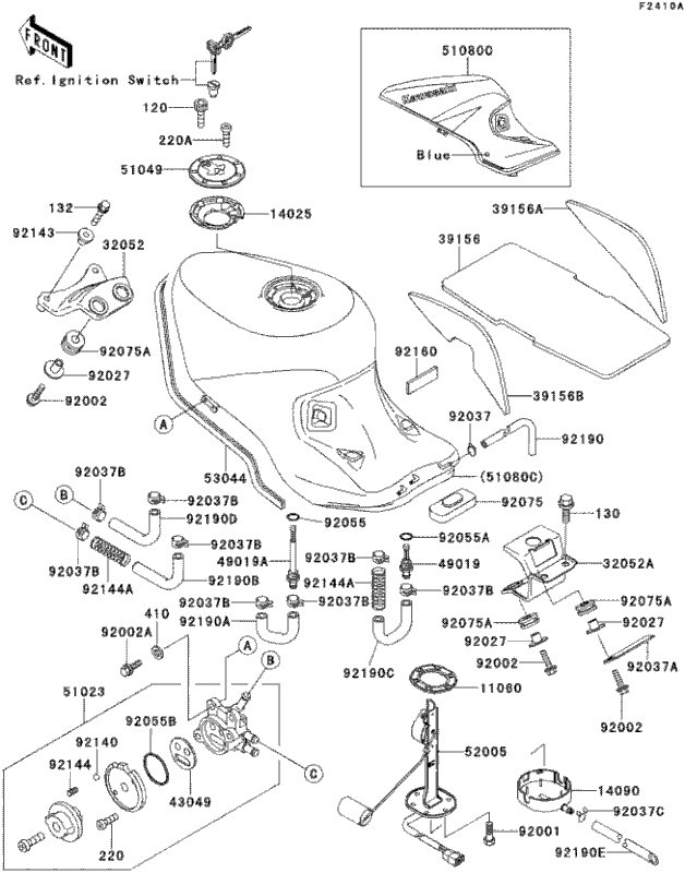 kawasaki zx7r wiring diagram 2006 manco intruder ii wire